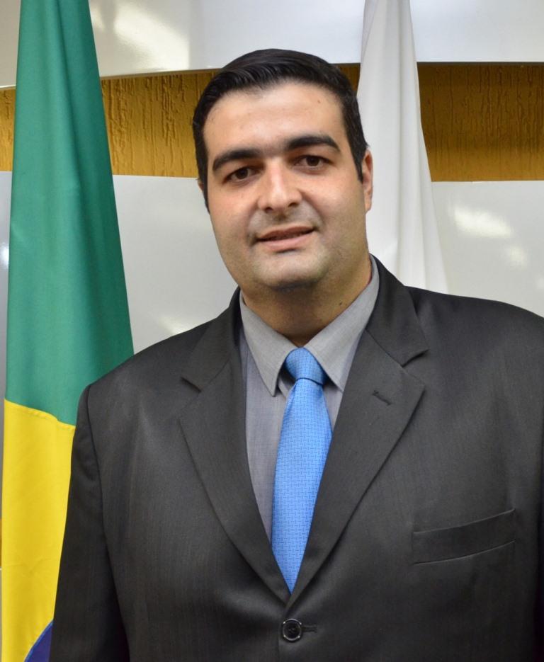 Vereador Filipe Fernandes