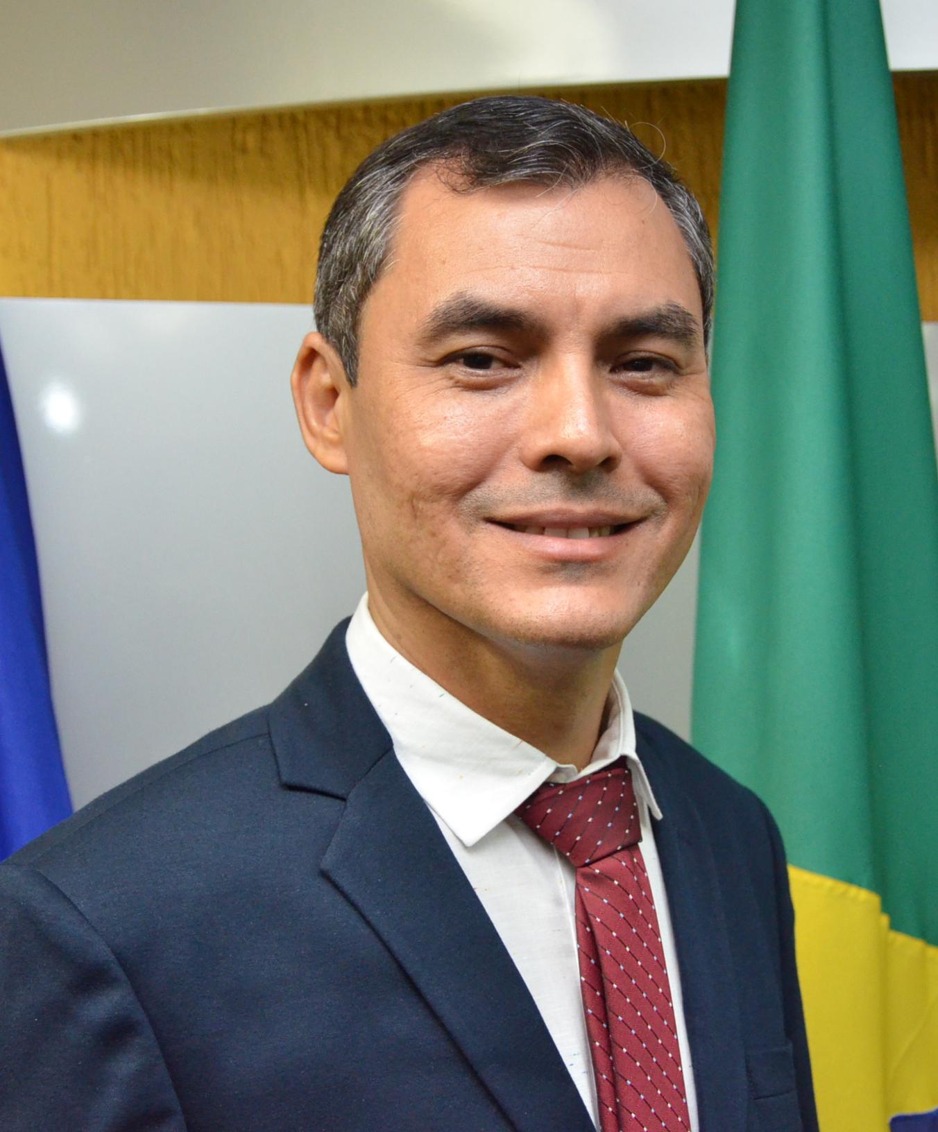 Vereador Erivelton da Silva Santos