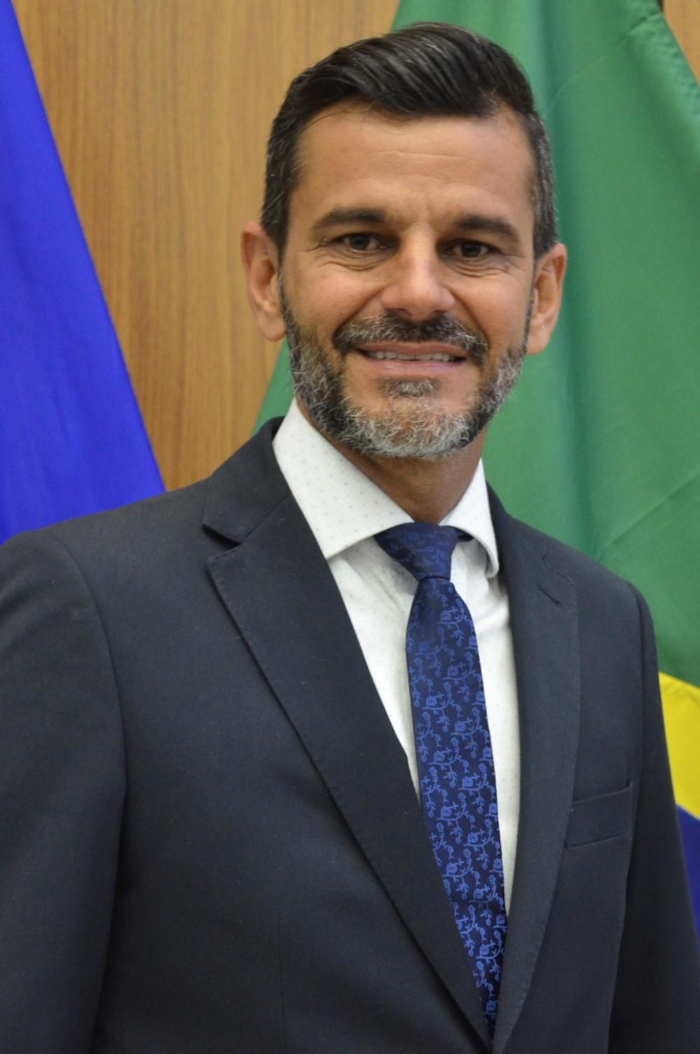 Vereador Mauro Lacerda