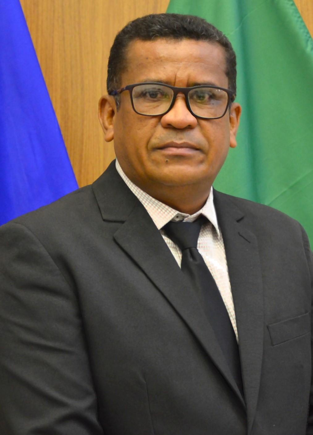 Vereador Junior Brasão