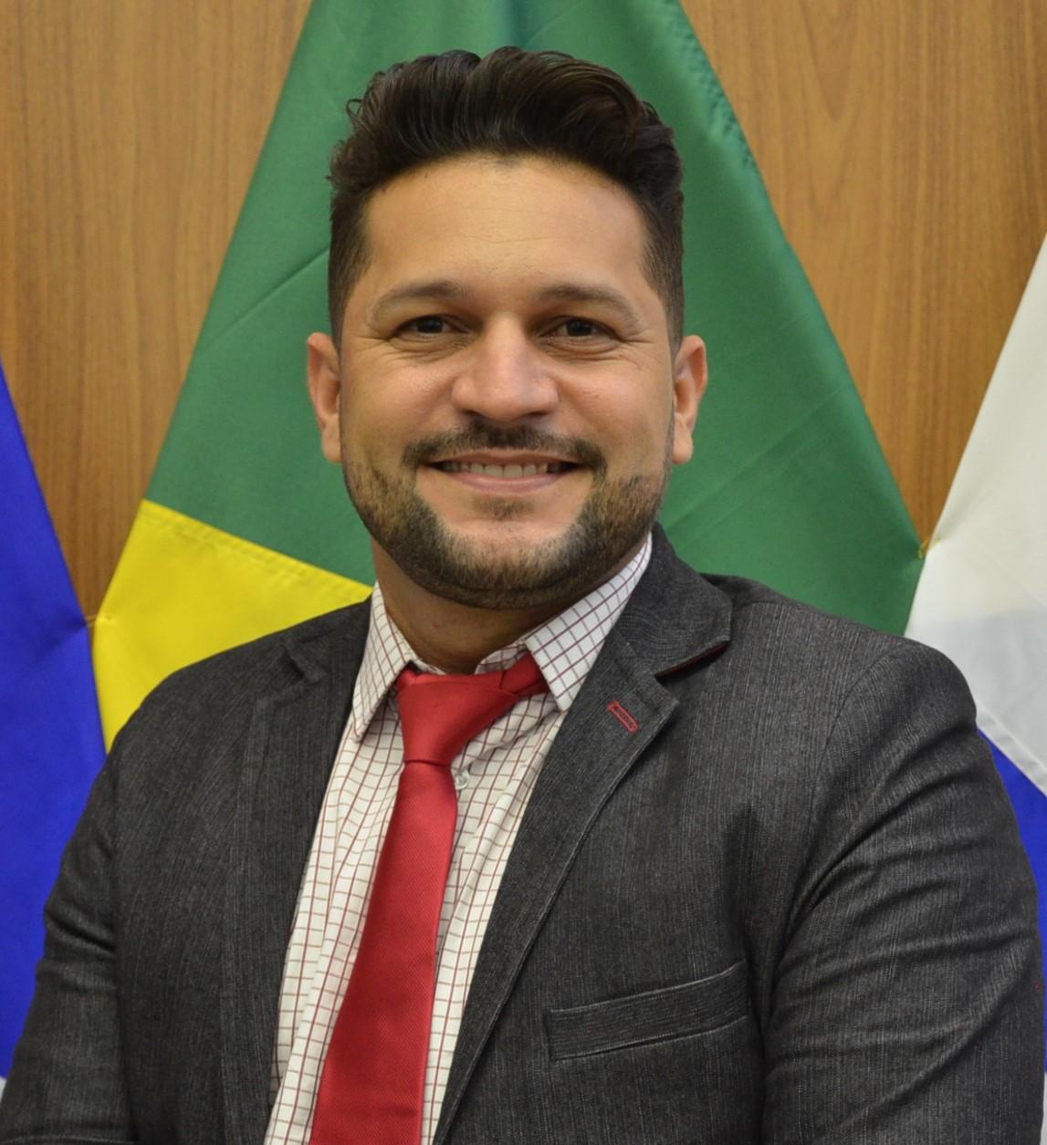 Vereador Rubens Uchoa
